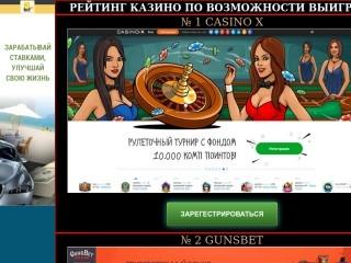 сайт 16-casino-x.com