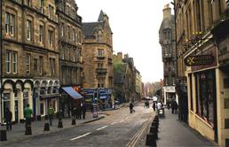Веб камера Шотландия Эдинбург онлайн