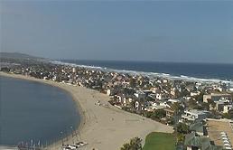 Веб камера- онлайн, Калифорния, Сан Диего, Catamaran Resort & Spa