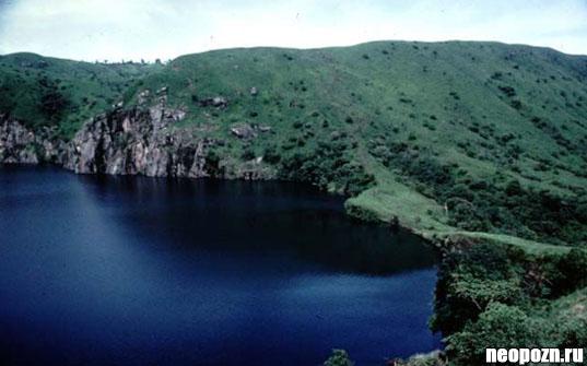 озеро убийца