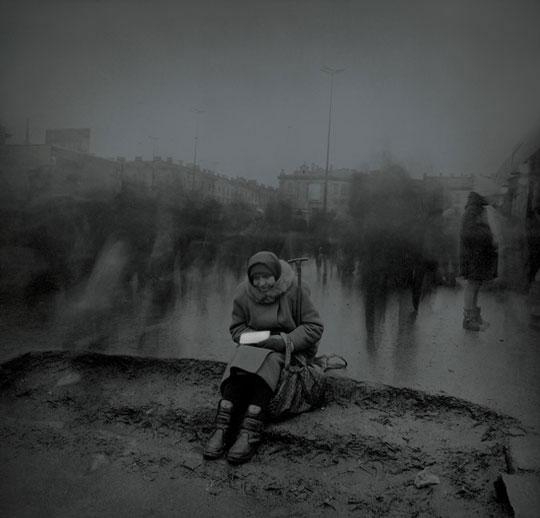 город теней Алексей Титаренко (Alexey Titarenko)