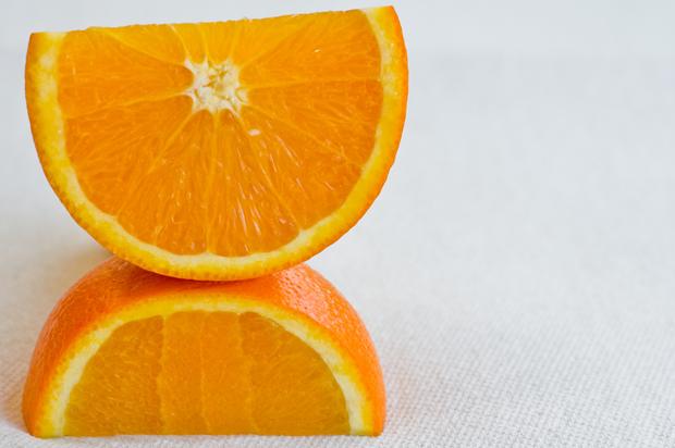 Запах апельсина помогает согреться и создает ощущение раскрепощенности