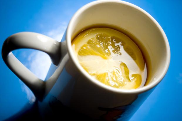 Чай с лимоном повышает внимательность