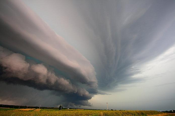 штормовые фотографии