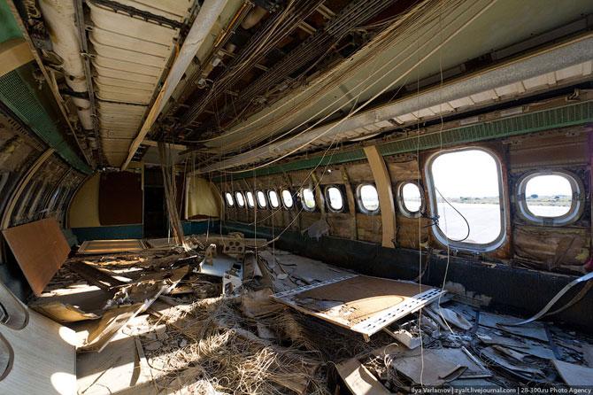 Заброшенный аэропорт Никосии