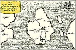 Схема Земли и движение магнитного севера с 1900 по 1996 год