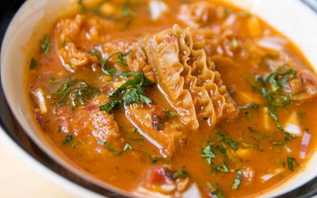 самые странные блюда в мире (супы)