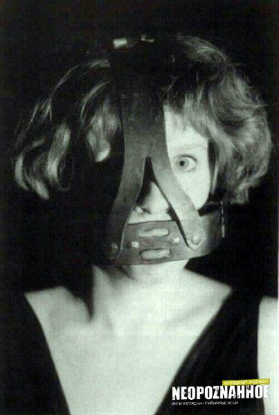 Наказание для болтливых женщин в старину