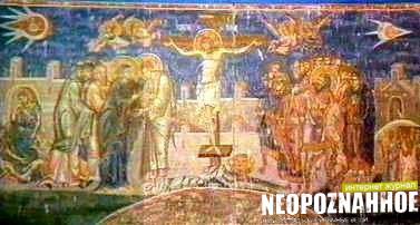 Изображение НЛО на картинах, иконах, рисунках в древности