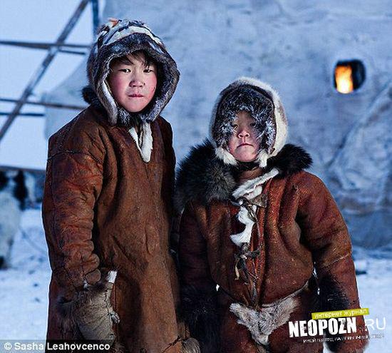 Фотографии коренных жителей Чукотки
