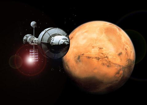 Полет на Марс возможен только при международной кооперации